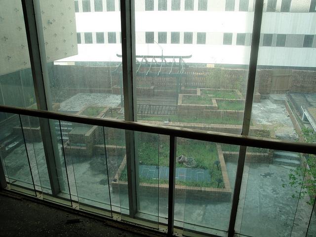 West Terrace Garden
