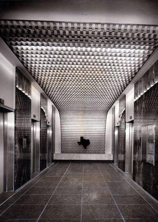 Elevator Foyer 1956
