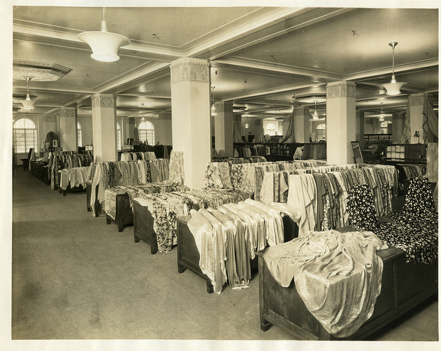 Titche Fabric Department