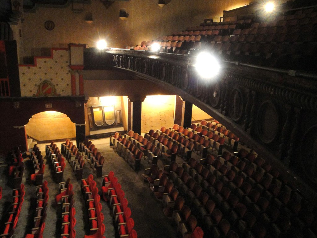 Ritz theatre corpus christi texas unvisited dallas for The balcony music