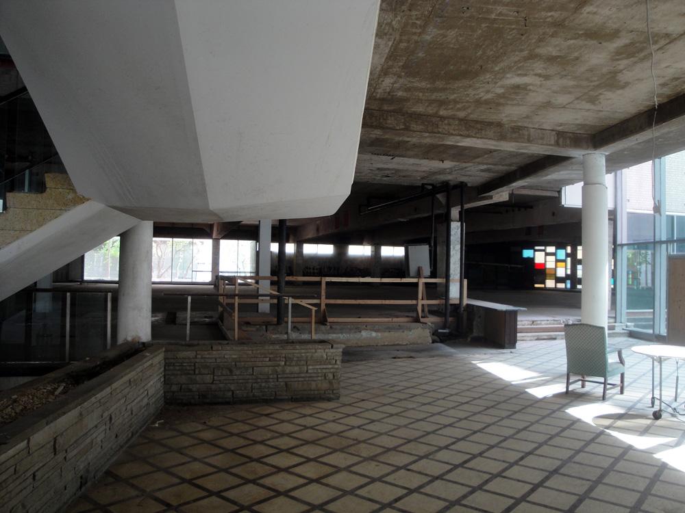 Statler Interior