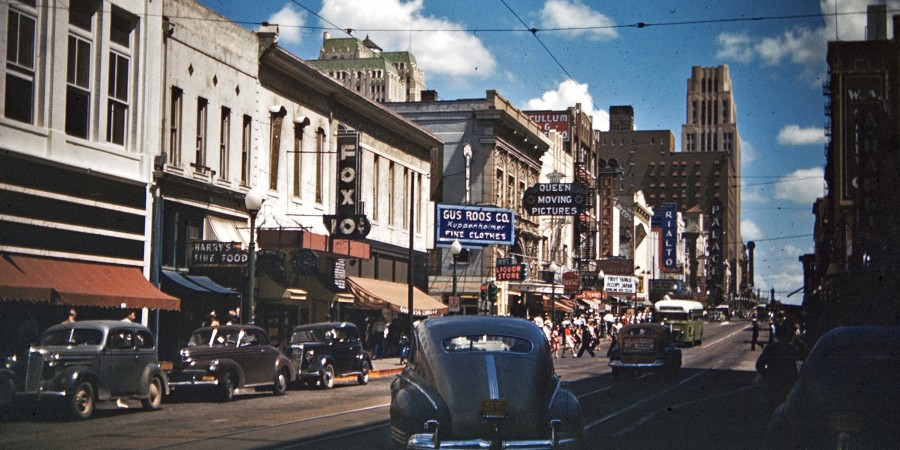 Elm Street 1945